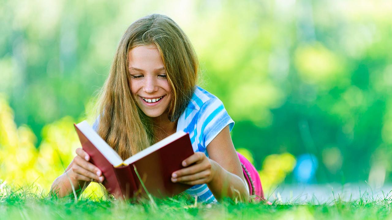 Freude am Lesen | (c) 123rf