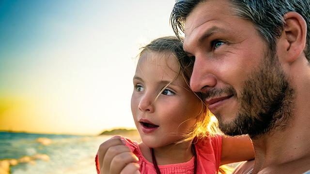 Vater und Tochter 7 (c) 123rf