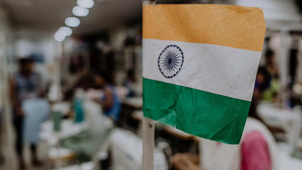 Textilindustrie in Indien | (c) Jonathan Ziegler