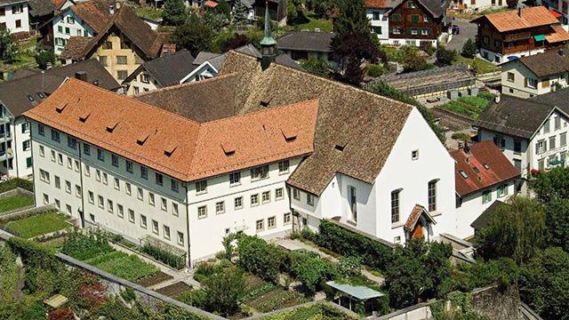 Kloster Mariaburg Näfels