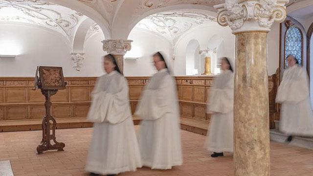 Kloster Wurmsbach Gebetsort | (c) Kloster Wurmsbach