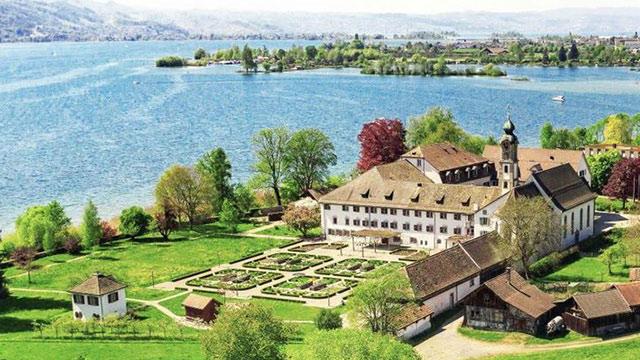 Kloster Wurmsbach Oberer Zürichsee | (c) Kloster Wurmsbach