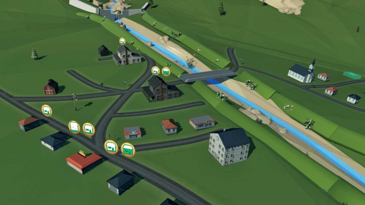 Screenshot des Videospiels «MurGame» von Koboldgames