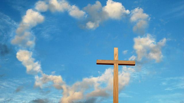 Herz und Jesus Christus: Liebe die passt