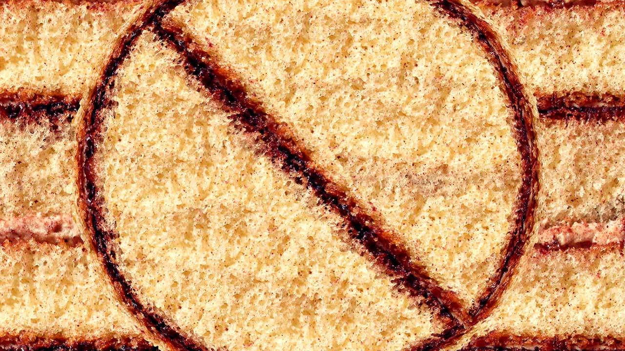 Verzicht auf Kuchen