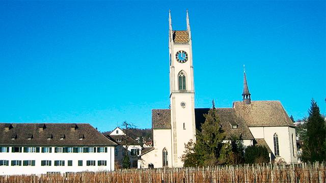 reformierte Kirche Küsnacht