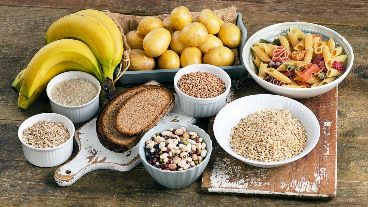 Brot, Pasta, Kartoffeln und Co.: Lebensmittel mit vielen Kohlenhyddraten