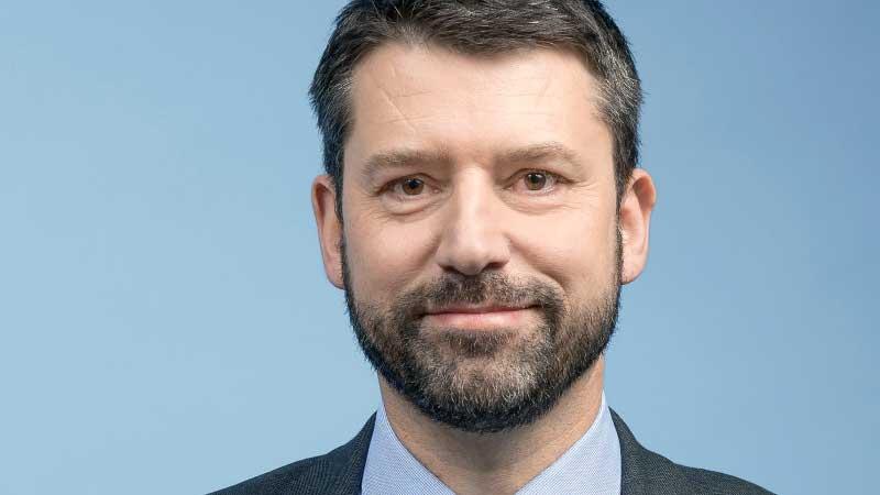 Gottfried Locher, Präsident EKS