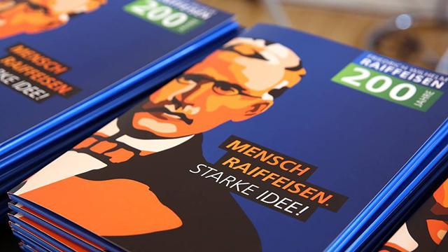 (c) Friedrich Wilhelm Raiffeisen - Raiffeisen-Bank
