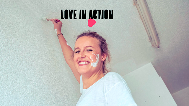 (c) Love in Action
