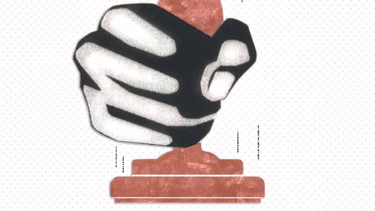 Ausschnitt aus Titelseite der Surprise-Jubiläumsausgabe