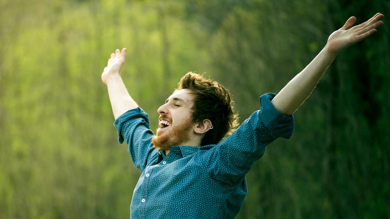 Wenn Gott befreit, herrscht Freude