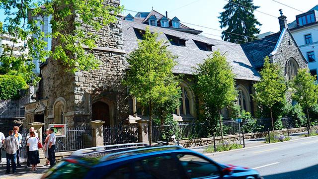 Markuskirche Luzern