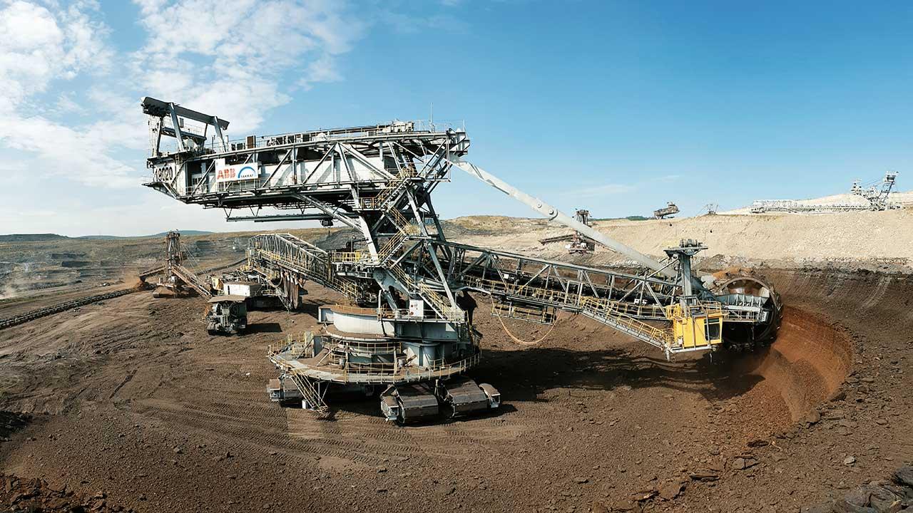 Minen-Maschine