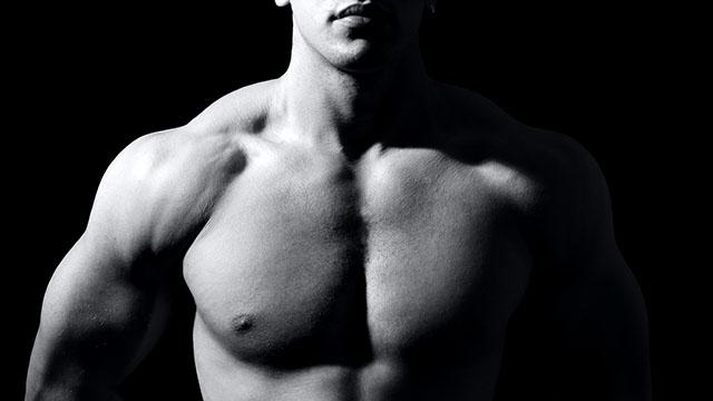 Muskulöse Brust | (c) Fotolia