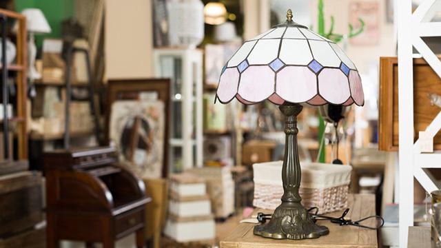 Möbel Einrichtung Lampe
