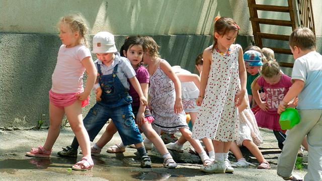 Jüdischer Kindergarten