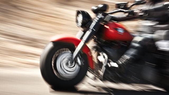 Motorrad (c) 123rf