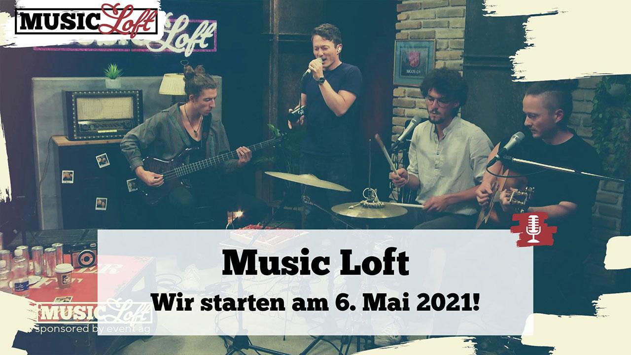 Music Loft Relaunch | (c) ERF Medien