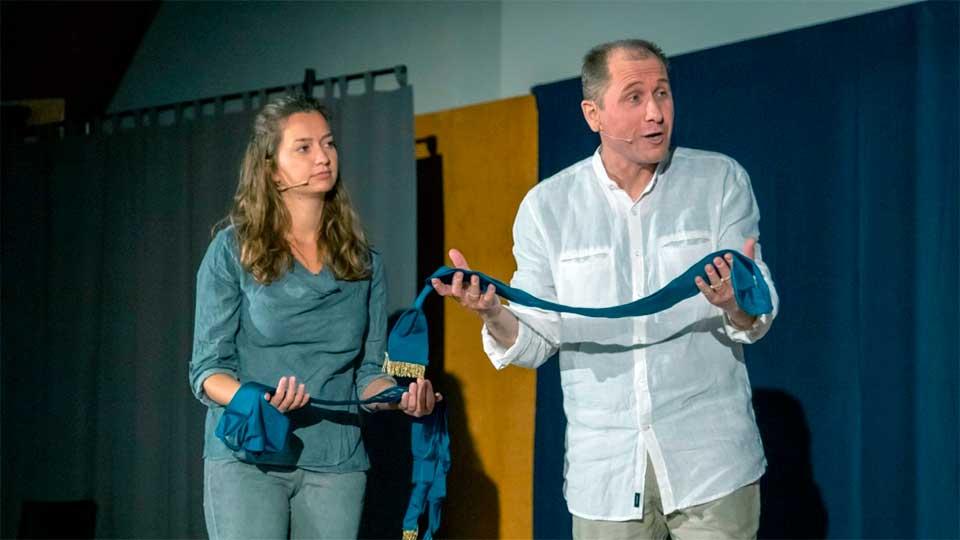 Szenenbild aus Musical «Filius – Der Sohn»