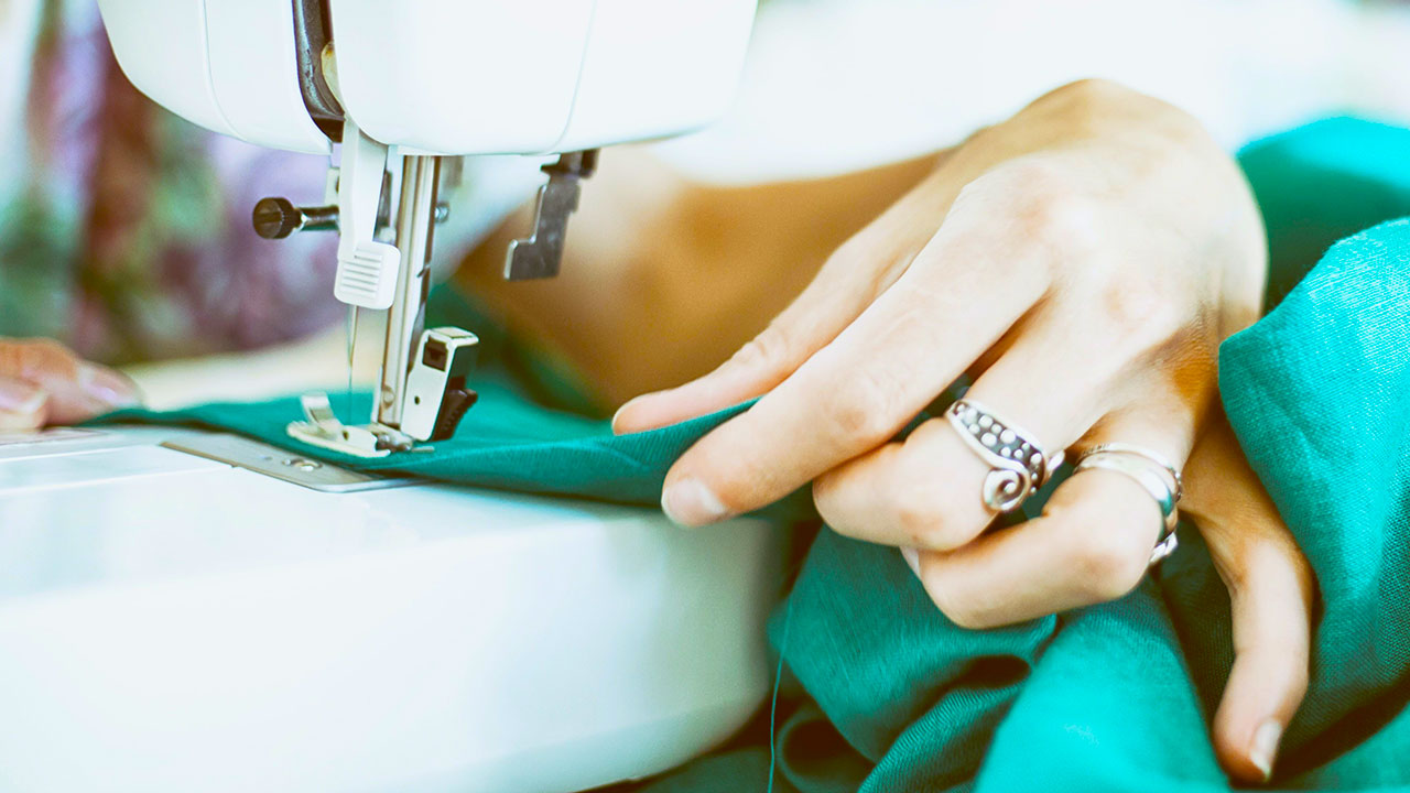 Textilindustrie | (c) Volha Flaxeco unsplash