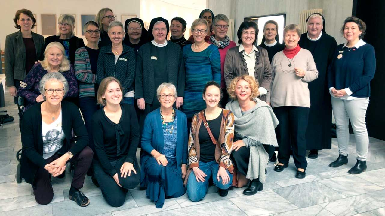 Gründungstreffen des «Catholic Women's Council» | (c) Voices of Faith
