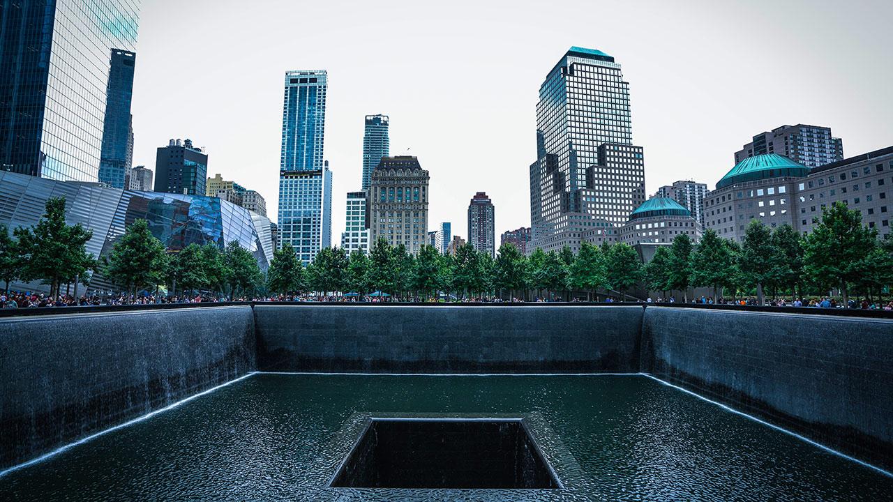 Gedenkstätte World Trade Center New York | (c) Axel Houmadi unsplash