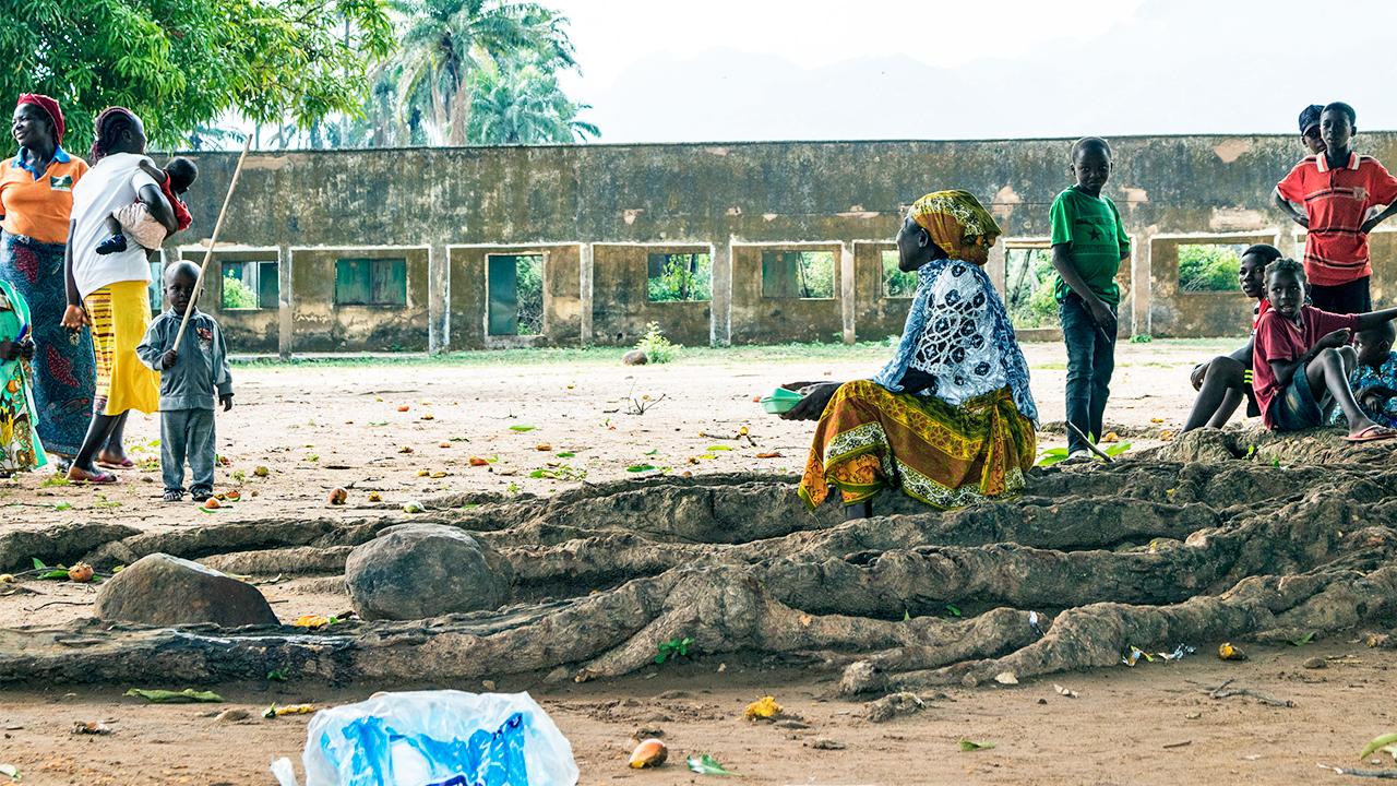 Bewohner im Norden Nigerias | (c) 123rf