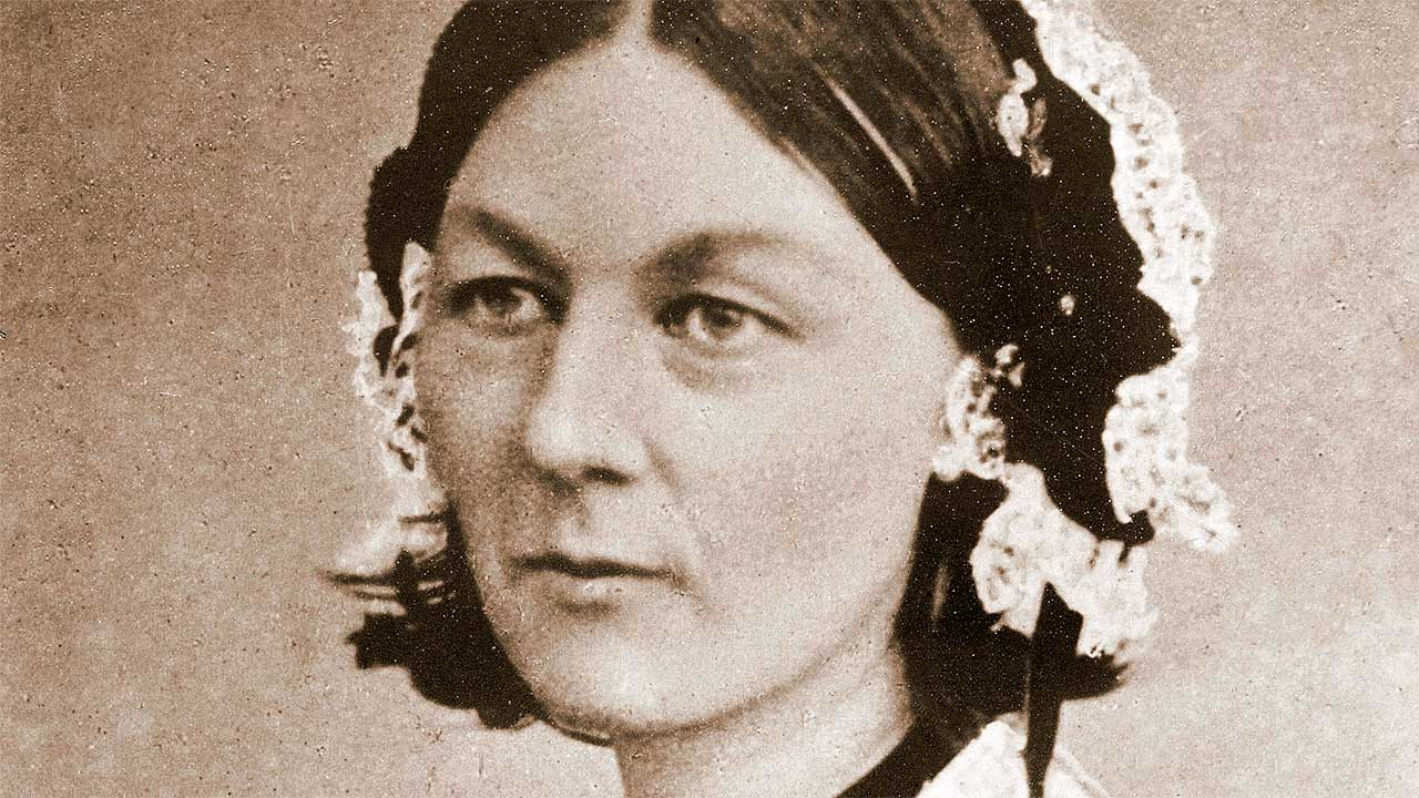 Florence Nightingale | (c) Wikipedia