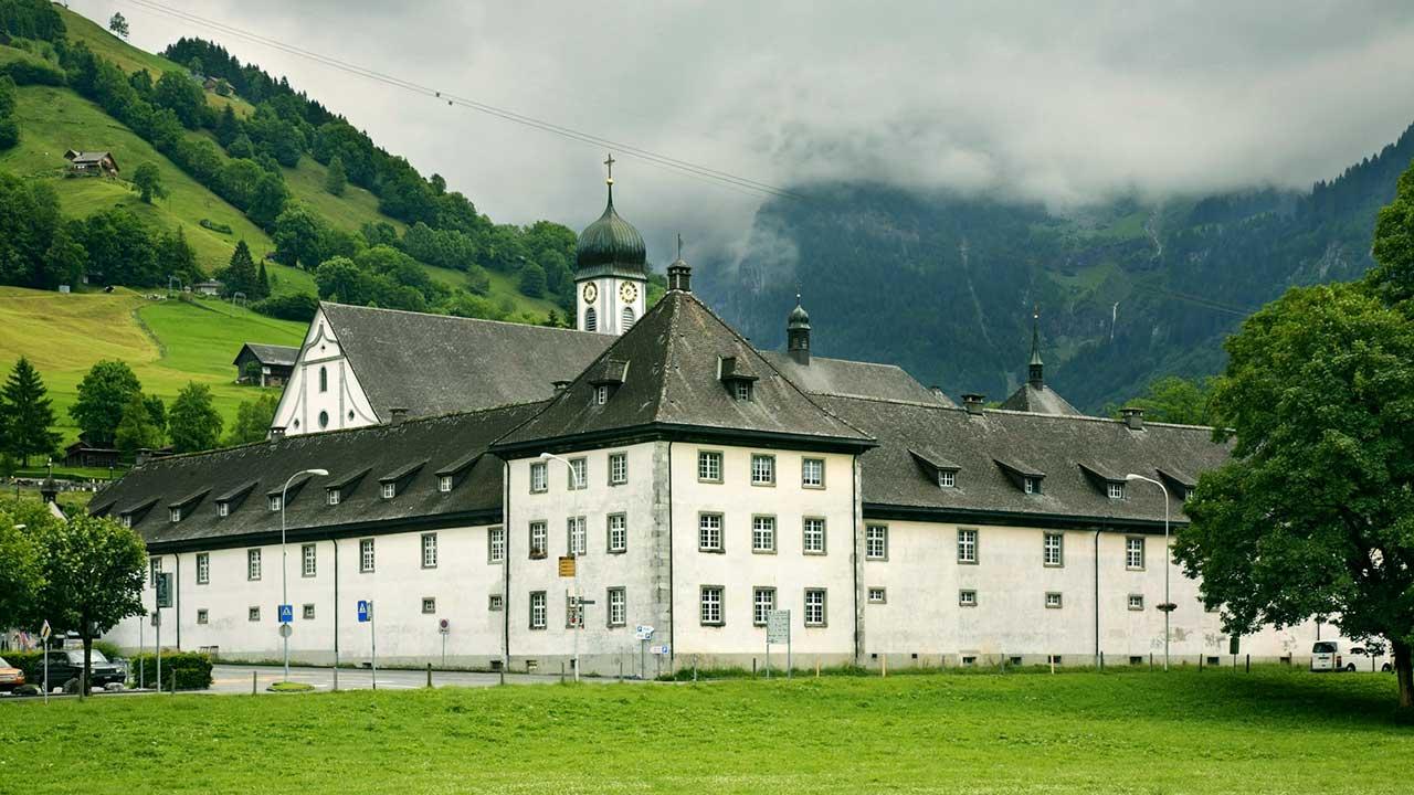 Kloster Engelberg | (c) 123rf