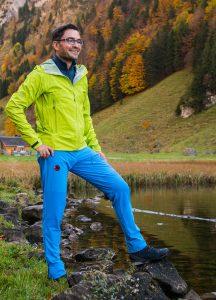 Outdoor Experte Thomas Zuberbühler