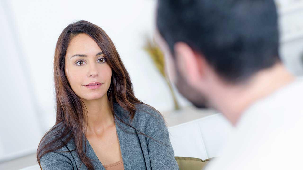 Ehemann betrügt auf Dating-Seiten