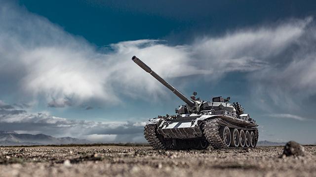 Panzer (c) 123rf