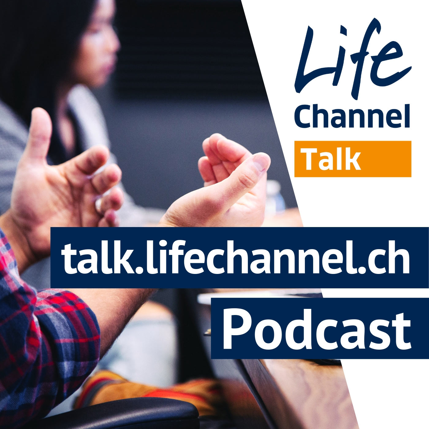 Podcast Life Channel Talk | (c) ERF Medien