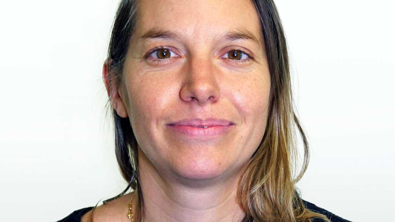 Sportseelsorgerin Sandrine Ray