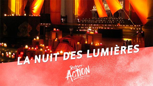 Nacht der Lichter der «Reformaction»