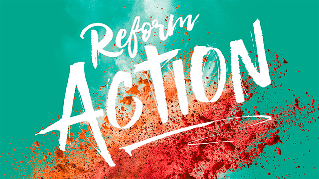 Jugendfestival «Reformaction»