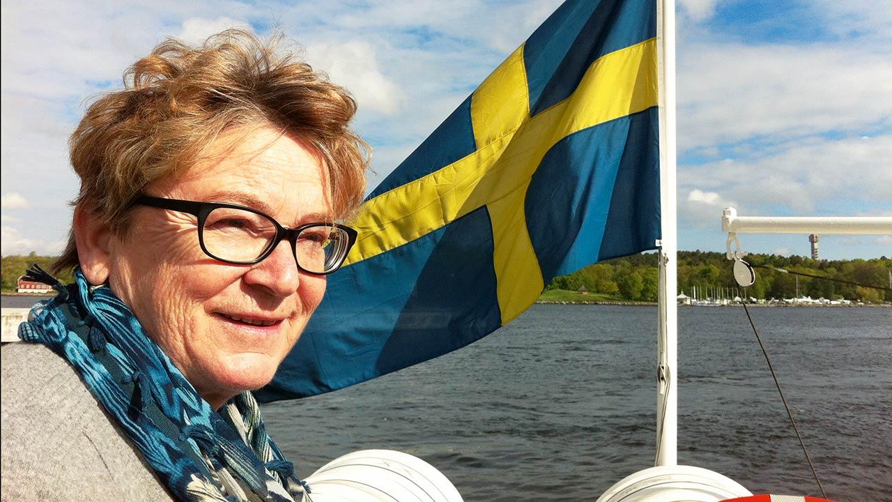 Journalistin und Reiseleiterin Verena Birchler | (c) ERF Medien
