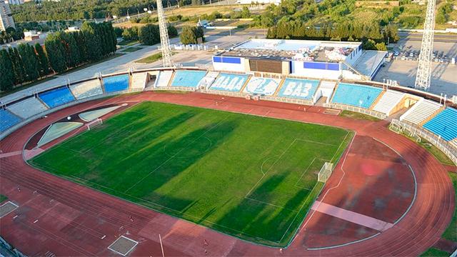 Torpedo-Fussballstadion von Toljatti