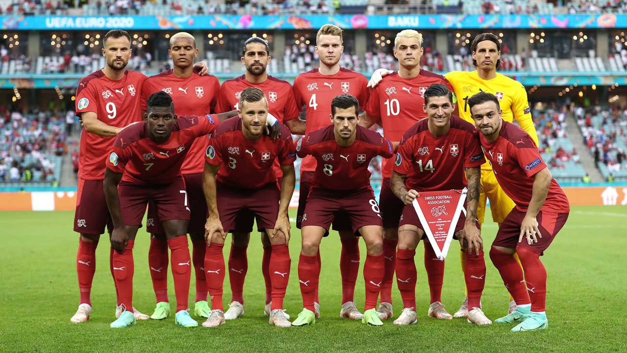 Schweizer Fussball-Nationalmannschaft
