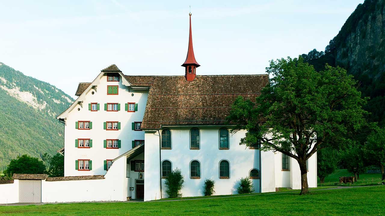Frauenkloster St. Josef in Muotathal | (c) Roland Zumbühl/Wikipedia