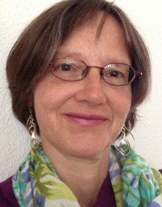 Monika Riwar, Theologin