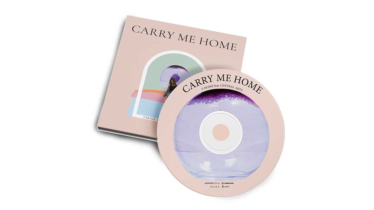 Single «Carry me Home» von T-Home featuring Central Arts