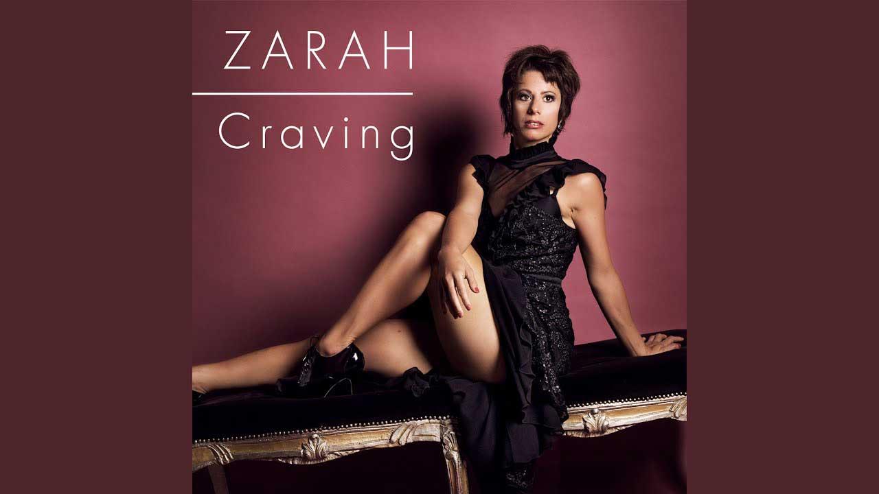 Single «Craving» von Zarah