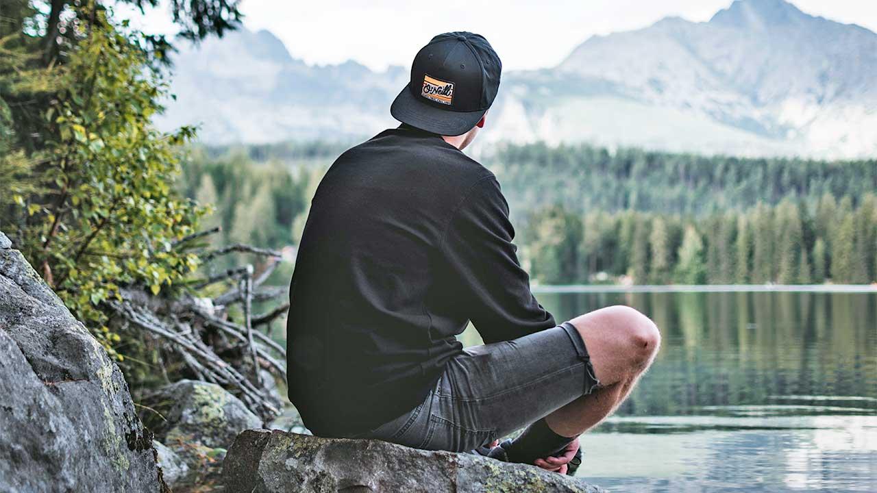 Stille am Waldsee