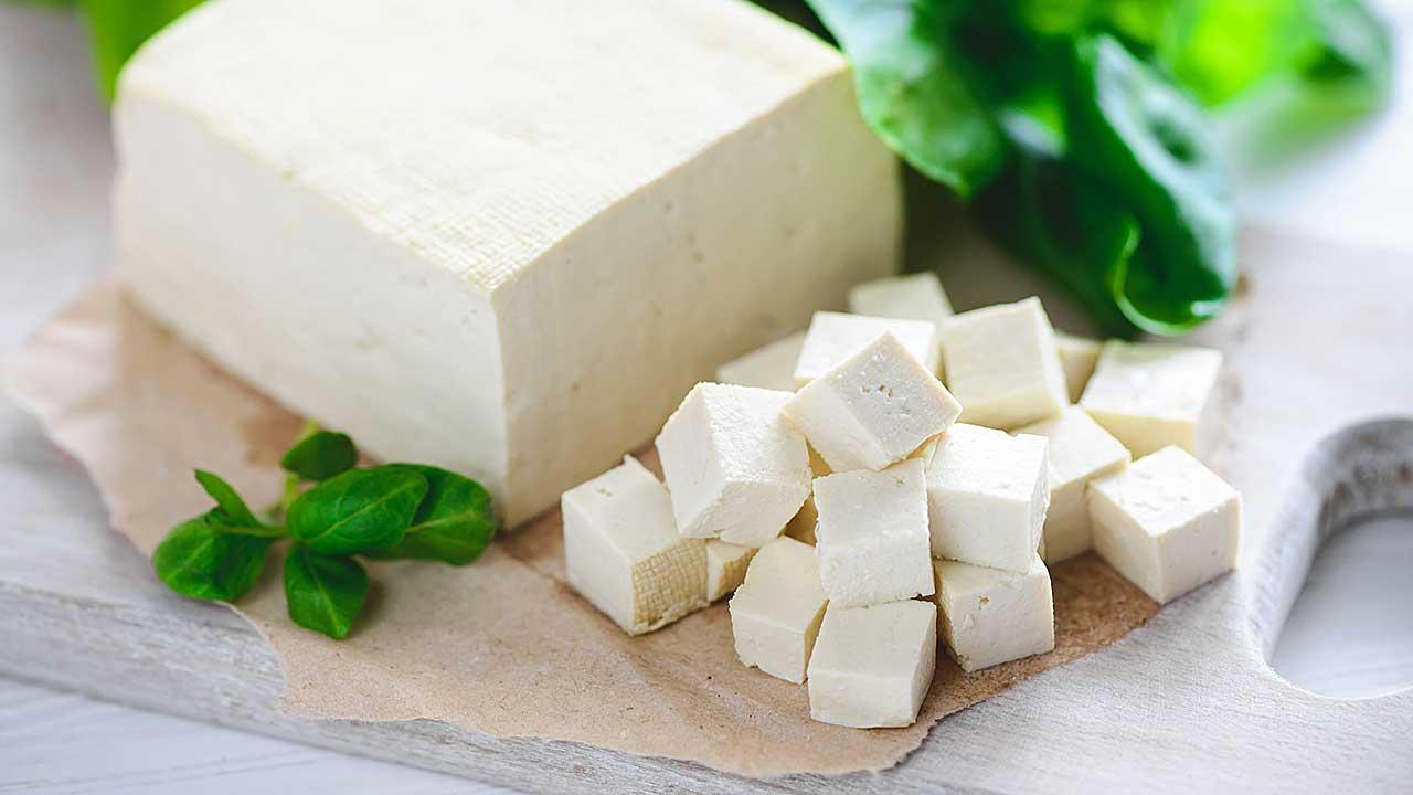Sojakäse-Tofu