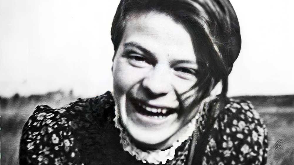 Sophie Scholl um 1938