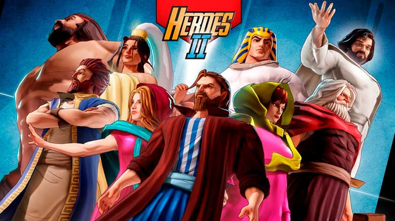 App «Heroes 2: The Bible Trivia Game»