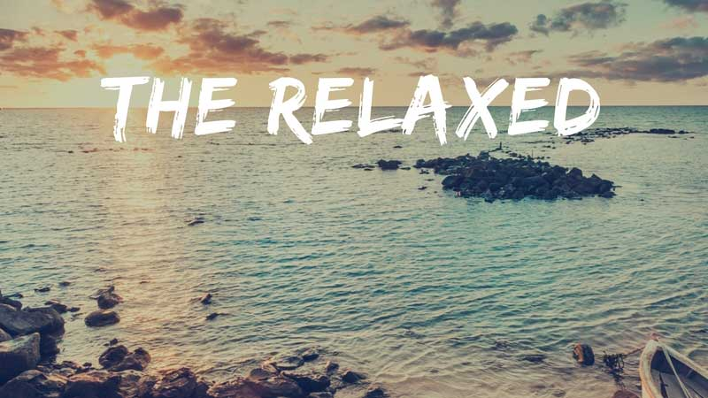Spotify-Playlist «The Relaxed»