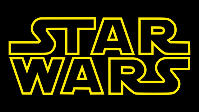 Logo der Star-Wars-Franchise